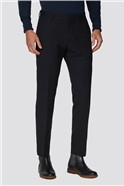 Navy Structure Trouser