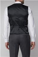 Charcoal Texture Suit Trouser