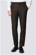 Copper Fleck Slim Fit Trouser