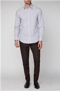 Brit Grey Stripe Shirt