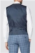 Blue Windowpane Heritage Tweed Suit