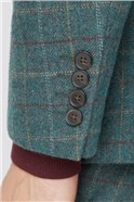 Green Check Heritage Tweed Jacket