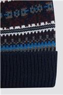 Fairisle Knit Hat