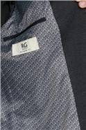 Charcoal Puppytooth Tailored Fit Two Piece Suit