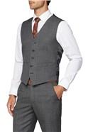 Salt and Pepper Birdseye Performance Regular Fit Suit