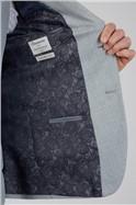 Light Grey Texture Waistcoat