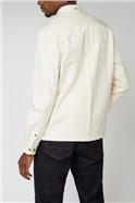 Raw Cotton Chore Casual Jacket