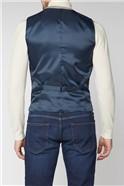 Heritage Micro Check Tailored Waistcoat