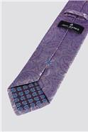 London intricate Paisley Tie