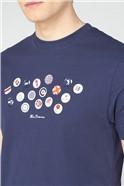 Team GB Pin Badge Tee