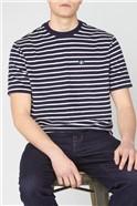 Breton Stripe Towelling Tee