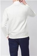 Loopback Funnel Neck Sweatshirt