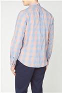 Laundered Check Shirt