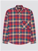 Recycled Check Shirt