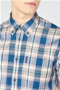 Linear Check Shirt