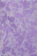 Lilac Tonal Floral Tie & Hank Set