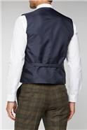 Green Heritage Tweed Waistcoat