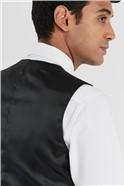 Black Slim Fit Stretch Suit