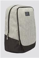 Black Branded Backpack