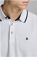 White Logo Polo Shirt