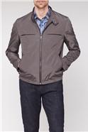 Grey Harrington Jacket