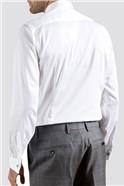 White Slim Fit Shirt