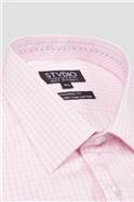 Stvdio  Long Sleeve Check Shirt