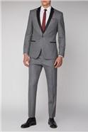 Grey Plain Trousers