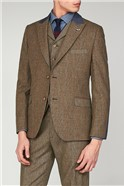 Bakerloo Special Men's Towergate Checked Tweed Suit