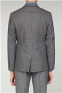 The Bloomsbury Plaid Men's Checked Grouse Suit Jacket