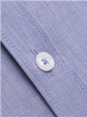 Blue End on End Shirt