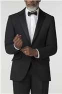 Black Dinner Suit Trouser