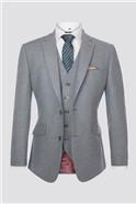 Grey Donegal Waistcoat