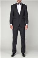 Plain Black Tuxedo