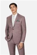 Dusky Pink Slim Suit Trousers