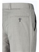 Black White Puppytooth Trousers
