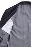 Stvdio Black Plain Ivy League Waistcoat