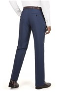 Blue Panama Trouser