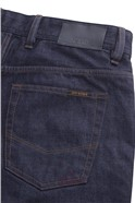Straight Fit Rinse Washed Jeans