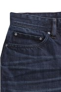 Straight Fit Vintage Washed Jeans
