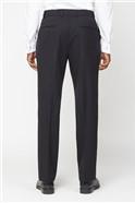 Black Twill Dinner Suit