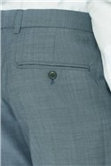 Petrol Blue Tonic Camden Trouser