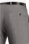 Silver Grey Tonic Trouser