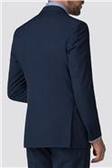 Branded Blue Regular Fit Waistcoat
