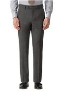 Stvdio Grey Donegal Slim Fit Ivy League Suit Trouser