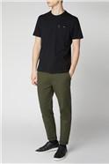 Plain Pocket T Shirt
