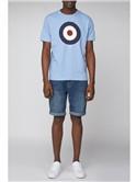 Sky Blue Target T-Shirt