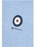 Blue Chest Target T-Shirt