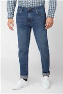 Stonewash Slim Fit Jean