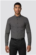 Navy Arrow Print Shirt